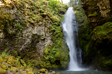 Pinard Falls - Hiking and Photography
