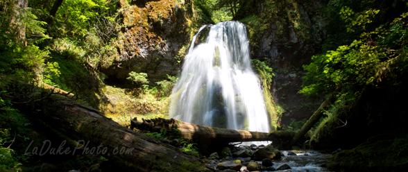 Spirit Falls – Hiking and Photography